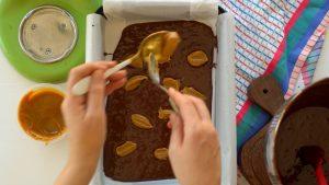 como fazer brownie de chocolate