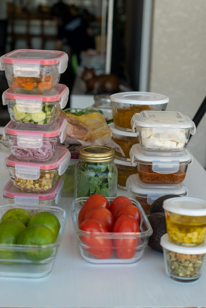 #metodomenu - comida para a semana pronta em 1 dia